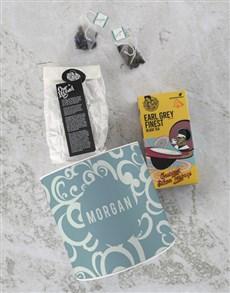 gifts: Personalised Earl Grey Tea Tin!