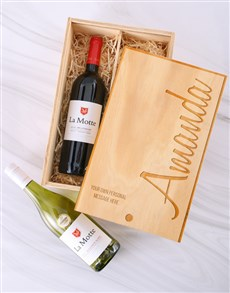 gifts: Personalised Double La Motte Crate!