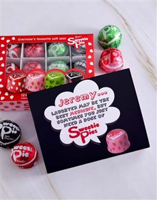 gifts: Personalised Laughter Sweetie Pie Box!