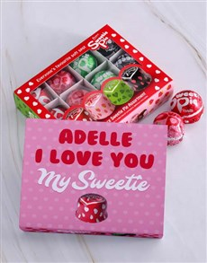 gifts: Personalised Love You Sweetie Pie Box!