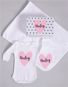 gifts: Personalised Heart Spoils Gift!