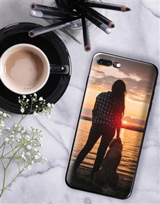 gifts: Personalised Photo iPhone Cover!