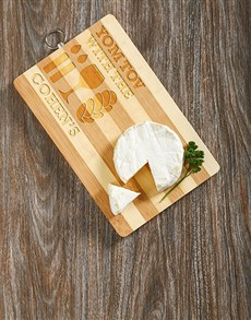 gifts: Personalised Yom Tov Chopping Board!
