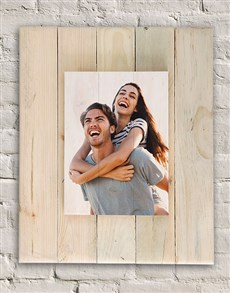 gifts: Personalised Only a Home Frame!