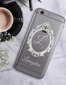 gifts: Personalised Frame iPhone Cover!