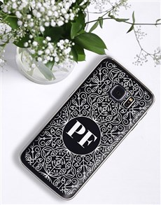 gifts: Personalised Art Deco Samsung Cover!