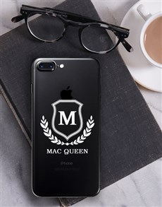 gifts: Personalised Shield iPhone Cover!