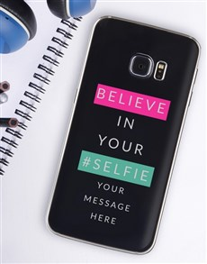 gifts: Personalised Selfie Samsung Cover!