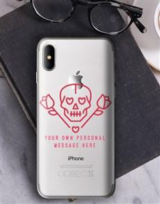 gifts: Personalised Los Muertos iPhone Cover!