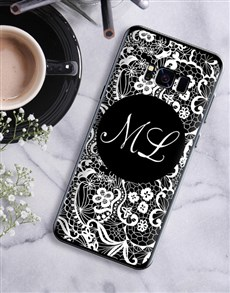 gifts: Personalised Lace Samsung Cover!