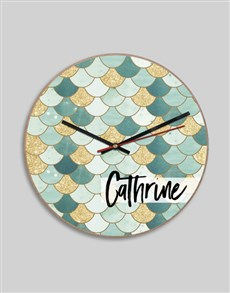 gifts: Personalised MDF Good Time Clock!