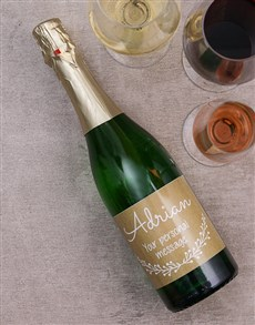 gifts: Personalised To You Wine!