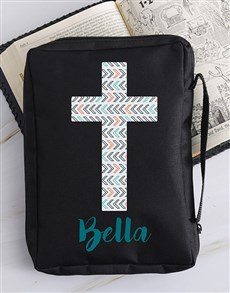 gifts: Personalised Blue Cross Bible Case!