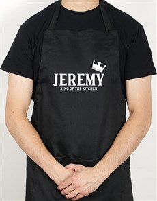 gifts: Personalised King Apron!