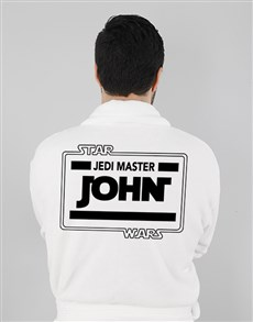 gifts: Personalised Master Gown!