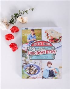 gifts: Personalised Little French Kitchen Cookbook!