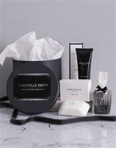 gifts: Personalised Charlotte Rhys Spoils Gift Box!