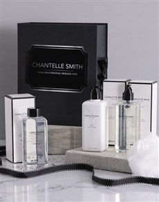 gifts: Personalised Charlotte Rhys Bath Gift Box!