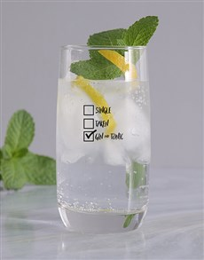 gifts: Personalised Gintastic Relationship Glass!