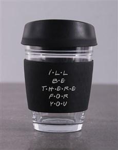 gifts: Personalised Be There Travel Mug!