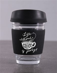 gifts: Personalised Life Without Coffee Mug!