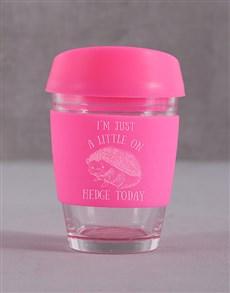 gifts: Personalised Hedgehog Mug!