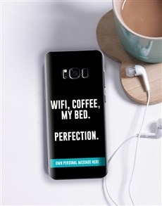 gifts: Personalised Perfection Samsung Cover!