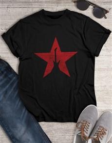 gifts: GuitStar Shirt for Men!