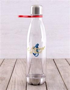 gifts: Personalised Mermaid Water Bottle!