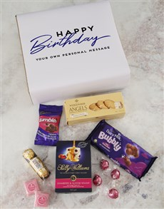 gifts: Personalised Birthday Gourmet Gift!