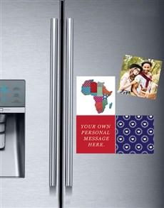 gifts: Personalised Shwe Shwe Fridge Magnets!