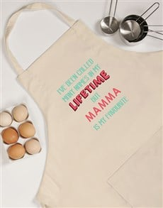 gifts: Personalised Favourite Name Apron!