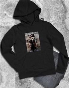 gifts: Personalised Photo Hoodie!