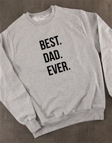 gifts: Personalised Best Ever Sweater!