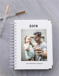 gifts: Personalised Photo Goal Journal!