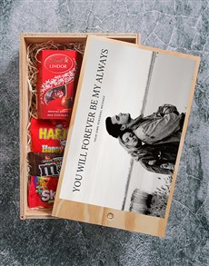 gifts: Personalised Forever Man Crate!
