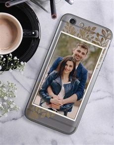 gifts: Personalised Laurel Photo iPhone Cover!