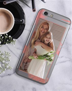 gifts: Personalised Brushstroke Photo iPhone Cover!