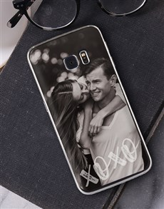 gifts: Personalised XO Photo Samsung Cover!