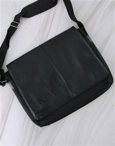 gifts: Personalised Monogram Laptop Bag!