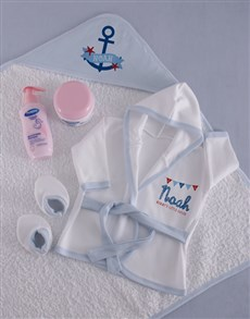 gifts: Personalised Little Sailor Spoil Set!