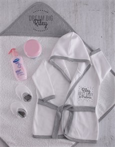 Picture of Personalised Baby Stars Spoil Set!