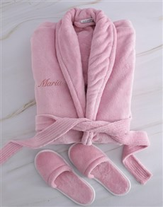 gifts: Personalised Cinderella Gown And Slipper Set!