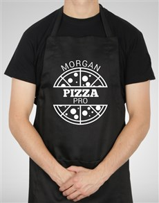 gifts: Personalised Pizza Pro Apron!