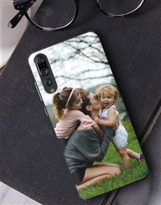 gifts: Personalised Simple Photo Huawei Cover!