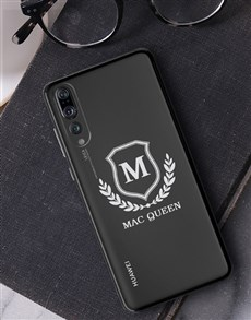 gifts: Personalised Shield Huawei Cover!