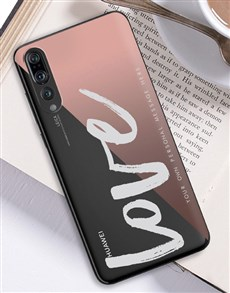 gifts: Personalised Love Huawei Cover!