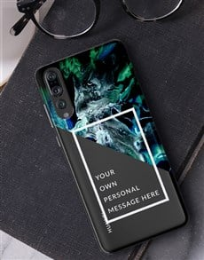 gifts: Personalised Arctic Huawei Cover!