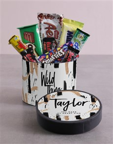 gifts: Personalised Wild Thing Hat Box!