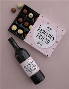 gifts: Personalised Fabulous Friendship Assortments!